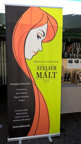 Installés il y a deux ans à Escoutoux, ils ont tout quitté pour fabriquer de la bière